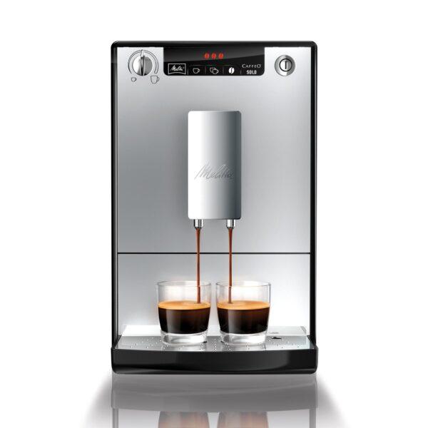 Melitta Caffeo Solo E950-103 zilver