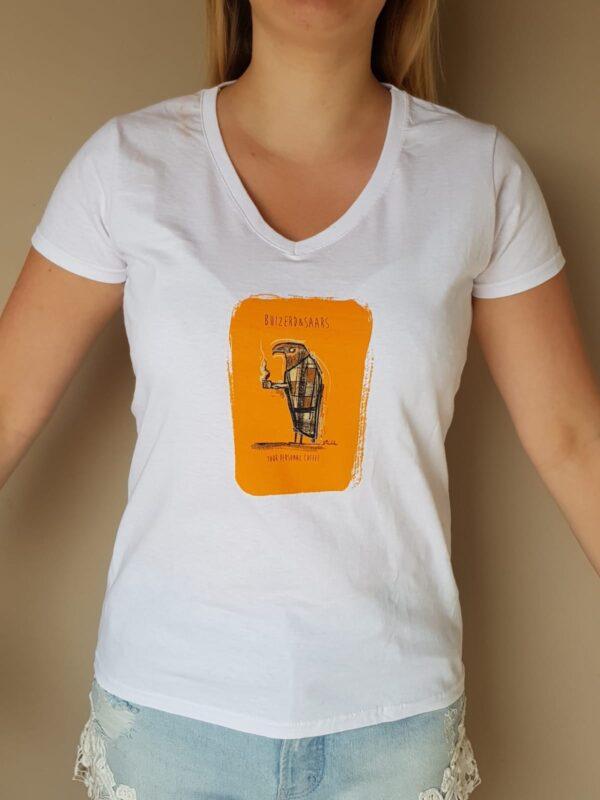Buizerd & Saars dames T-shirt te koop