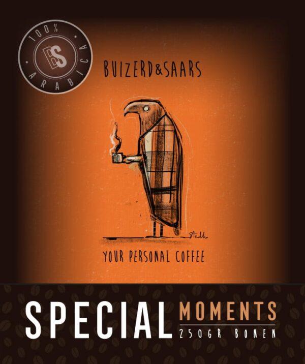 Special moments Coffee gebrande koffiebonen 250g