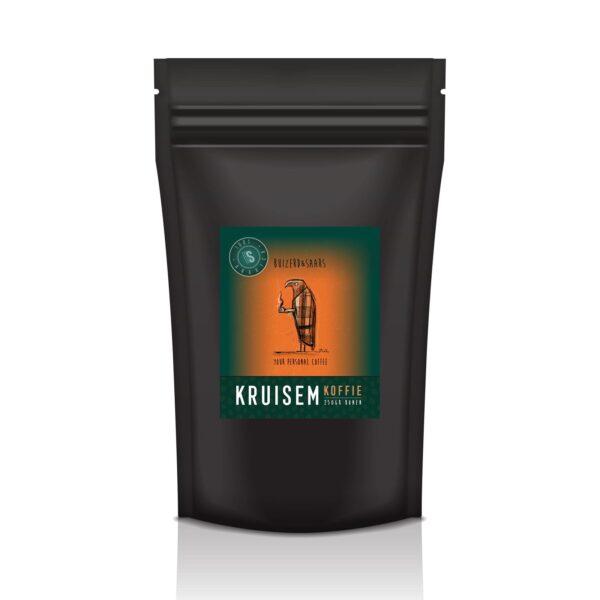 Kruisem Koffie gebrande koffiebonen 250g