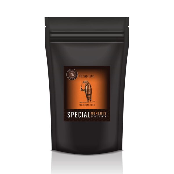 Special moments Coffee gebrande koffiebonen 250g