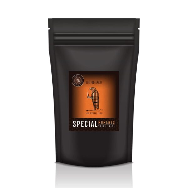Special moments Coffee gebrande koffiebonen 500g