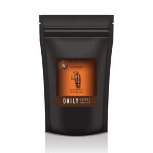 Daily Coffee gebrande koffiebonen 500g