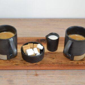 koffieliefhebber duo
